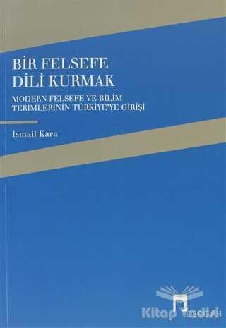Dergah Yayınları - Bir Felsefe Dili Kurmak