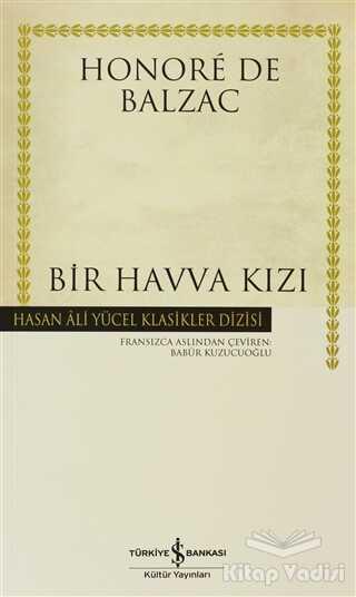 İş Bankası Kültür Yayınları - Bir Havva Kızı