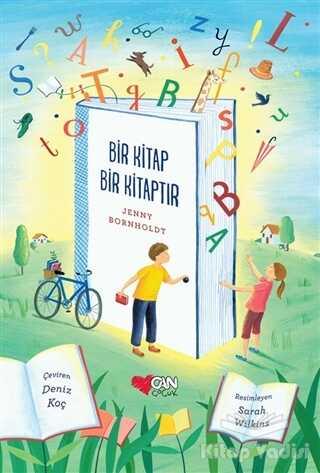 Can Çocuk Yayınları - Bir Kitap Bir Kitaptır