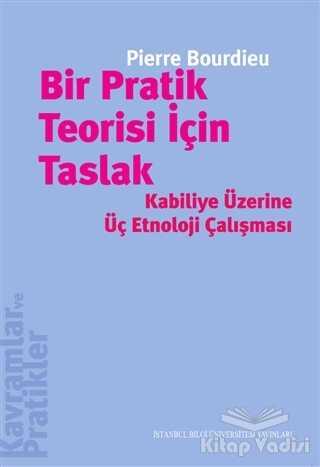 İstanbul Bilgi Üniversitesi Yayınları - Bir Pratik Teorisi İçin Taslak