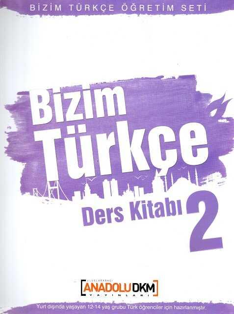 Dilset Yayınları - Bizim Türkçe Ders Kitabı 2