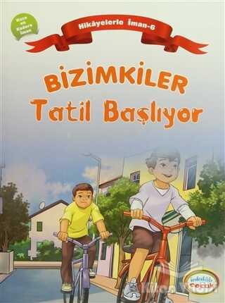 İnkılab Yayınları - Bizimkiler: Tatil Başlıyor