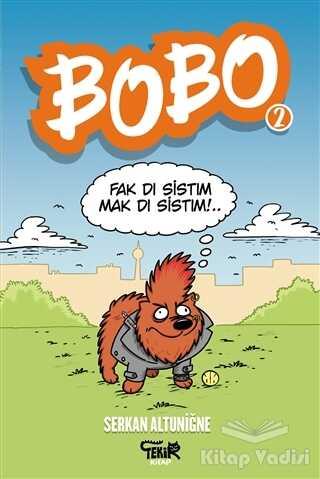 Tekir Kitap - Bobo 2