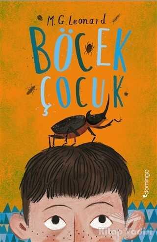 Domingo Yayınevi - Böcek Çocuk