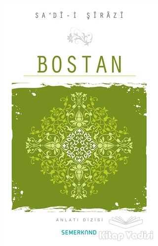 Semerkand Yayınları - Bostan
