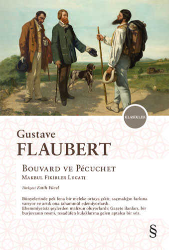 Everest Yayınları - Bouvard ve Pecuchet