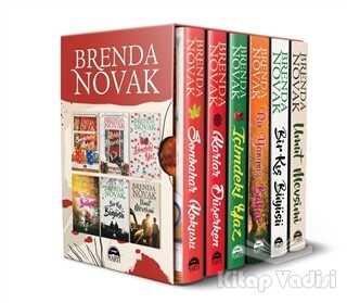 Martı Yayınları - Brenda Novak Kutulu Set (6 Kitap Takım)