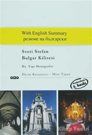 Yapı Kredi Yayınları - Bulgar Kilisesi