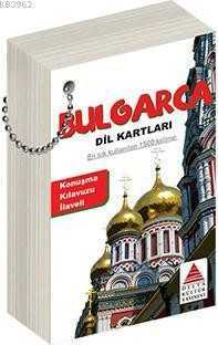 Delta Kültür Basım Yayın - Bulgarca Dil Kartları