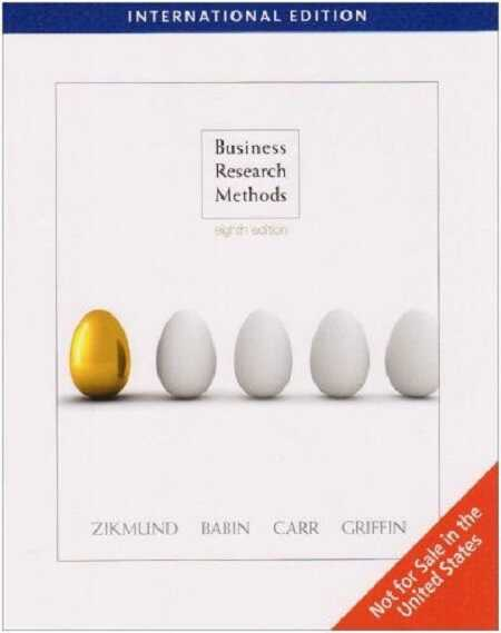 Cengage Learning - Business Research Methods
