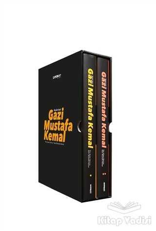 Folkart Gallery Yayınları - Büyük Dahi Gazi Mustafa Kemal (2 Kitap Takım)