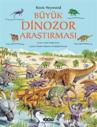 Yapı Kredi Yayınları - Büyük Dinozor Araştırması