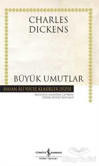 İş Bankası Kültür Yayınları - Büyük Umutlar