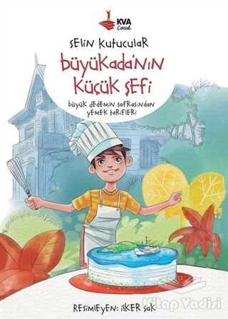 KVA Çocuk - Büyükada'nın Küçük Şefi (10 Kitap)