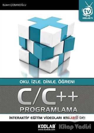 Kodlab Yayın Dağıtım - C/C++ Programlama