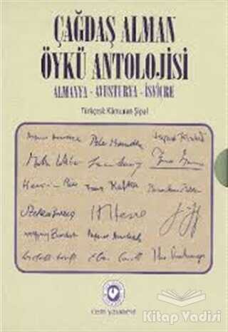Cem Yayınevi - Çağdaş Alman Öykü Antolojisi (2 Cilt Takım)