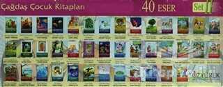 Özyürek Yayınları - Çağdaş Çocuk Kitapları 2 (40 Kitap Kutulu)