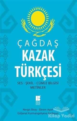 Bilge Kültür Sanat - Çağdaş Kazak Türkçesi