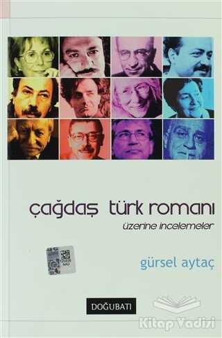 Doğu Batı Yayınları - Çağdaş Türk Romanı Üzerine İncelemeler