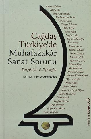 Granada Kitap - Çağdaş Türkiye'de Muhafazakar Sanat Sorunu