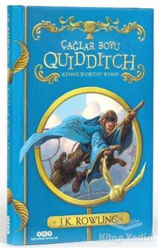 Yapı Kredi Yayınları - Çağlar Boyu Quidditch
