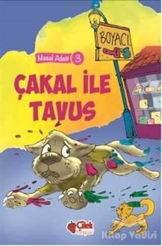 Çilek Kitaplar - Çakal ile Tavus