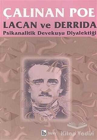 Birey Yayıncılık - Çalınan Poe Psikanalitik Devekuşu Diyalektiği
