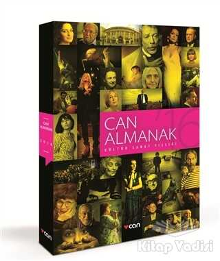 Can Yayınları - Can Almanak 2016 - Kültür Sanat Yıllığı