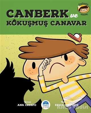 Martı Çocuk Yayınları - Canberk ve Kokuşmuş Canavar