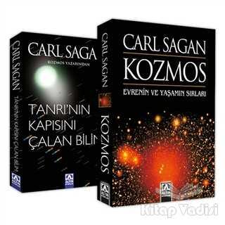 Altın Kitaplar - Carl Sagan Seti (2 Kitap)