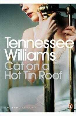 Penguin Books - Cat on a Hot Tin Roof