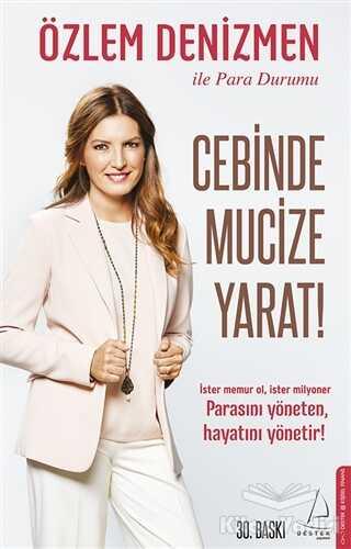 Destek Yayınları - Cebinde Mucize Yarat