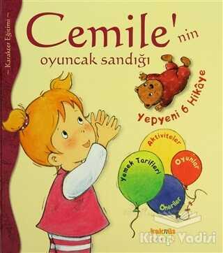 Kaknüs Yayınları - Cemile'nin Oyuncak Sandığı