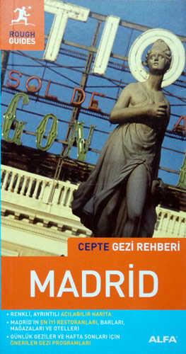 Alfa Yayınları - Cepte Gezi Rehberi - Madrid