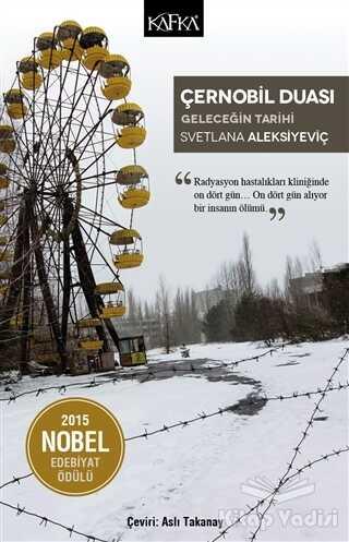Kafka Kitap - Çernobil Duası