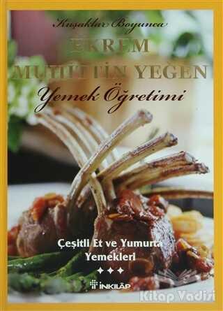 İnkılap Kitabevi - Çeşitli Et ve Yumurta Yemekleri