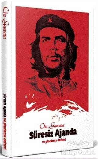 Halk Kitabevi - Hobi - Che Guevara - Süresiz Ajanda ve Planlama Defteri