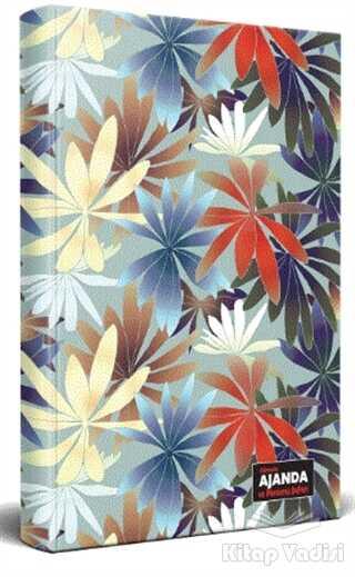 Halk Kitabevi - Hobi - Çiçeklerin Rüyası - Süresiz Ajanda ve Planlama Defteri