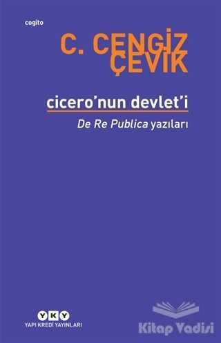 Yapı Kredi Yayınları - Cicero'nun Devlet'i
