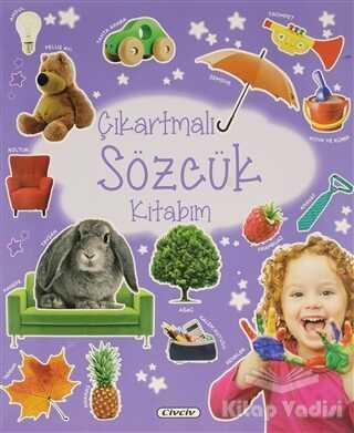 Civciv - Çıkartmalı Sözcük Kitabım