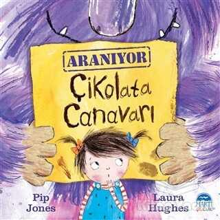 Martı Çocuk Yayınları - Çikolata Canavarı