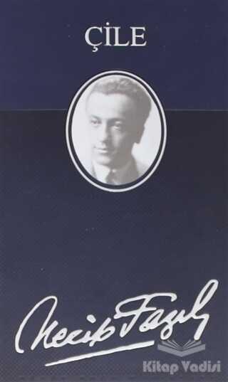 Büyük Doğu Yayınları - Özel Yayın - Çile: 151 - Necip Fazıl Bütün Eserleri (Deri Cilt)