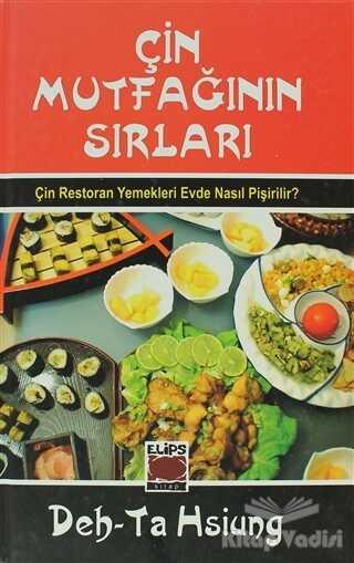 Elips Kitap - Çin Mutfağının Sırları