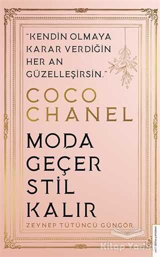 Destek Yayınları - Coco Chanel