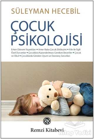 Remzi Kitabevi - Çocuk Psikolojisi