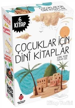 Uğurböceği Yayınları - Çocuklar İçin Dini Kitaplar (6 Kitap Takım)