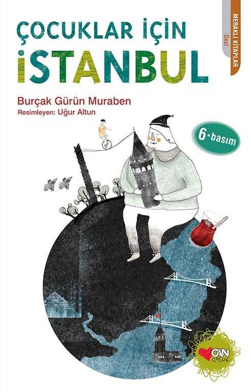 Can Çocuk Yayınları - Çocuklar İçin İstanbul