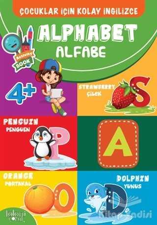 Koloni Çocuk - Çocuklar İçin Kolay İngilizce - Alphabet Alfabe