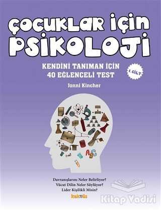 Kaknüs Yayınları - Çocuklar İçin Psikoloji 1. Cilt