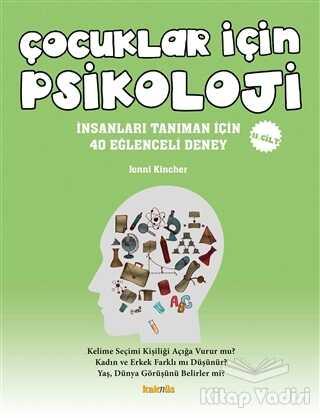 Kaknüs Yayınları - Çocuklar İçin Psikoloji 2. Cilt